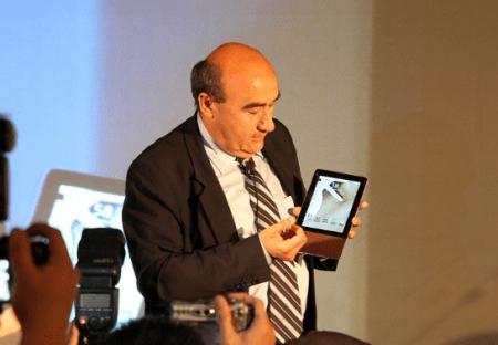 Acer presenta un tablet con Android