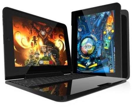 Apple iPad: trasformalo in un notebook con ClamCase