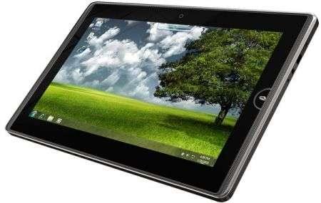 Asus Eee Pad è ufficiale: finalmente un tablet con Windows