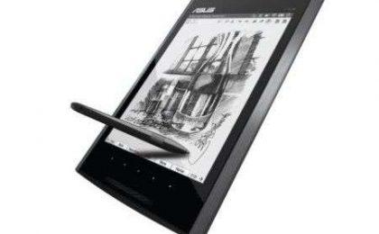 ASUS Eee Tablet: un buon lettore ebook