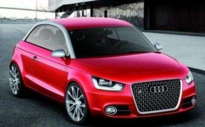 Audi A1, la nuova berlina compatta scatena il web