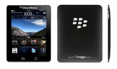 Blackberry pensa a un tablet, BlackPad?