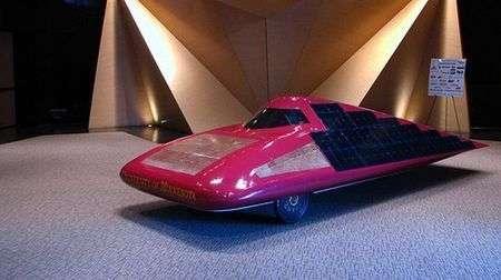 Auto solari: la sfida dei progetti universitari