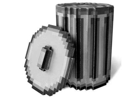 Cestino di Windows, costruiscilo con la carta