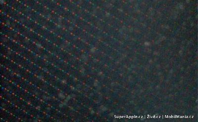 iPhone HD al microscopio: lo schermo sarà super