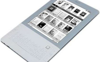 eBook reader Acer LumiRead