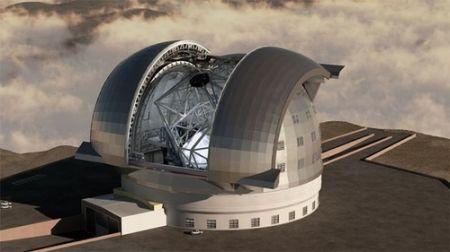 Extremely Large Telescope: il più grande telescopio al mondo