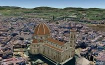 Google Earth: Venezia e Firenze in 3D