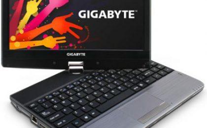 Il nuovo convertibile di Gigabyte al Computex 2010