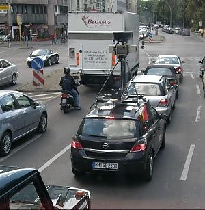 Google Street View indagata, ha registrato dati wi-fi privati