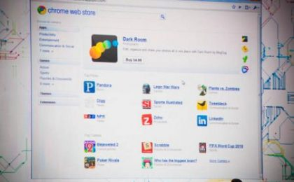 Google inaugura Chrome Web Store con giochi e apps