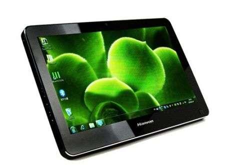 Il nuovo tablet anti-iPad di Hanvon