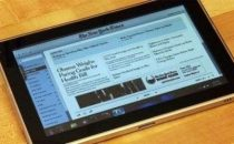HP Hurricane: il tablet che punta su webOS di Palm