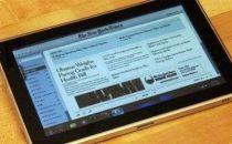 HP Hurricane: il tablet che punta su webOS di Palm