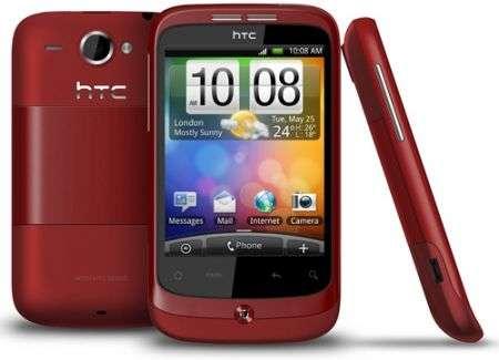HTC Wildfire: ecco l'Android economico