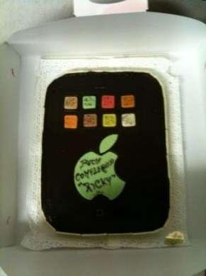 iPad Cake: un tablet tutto da mangiare…