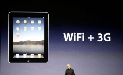 iPad WiFi+3G: Apple lo lancia negli USA
