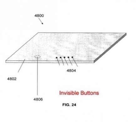 Apple Macbook: avrà tasti invisibili?