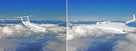 L'aereo del MIT consuma il 70% in meno degli attuali