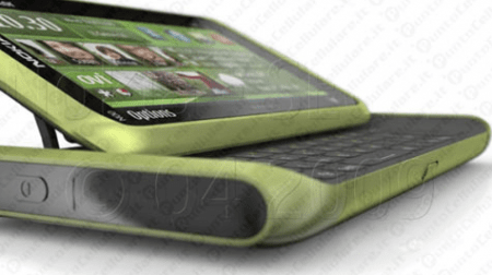 Nokia N8 versione con QWERTY in arrivo
