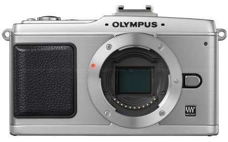 La nuova fotocamera Olympus micro quattro terzi si colora d'argento