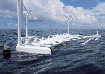 Centrale elettrica galleggiante Poseidon 37
