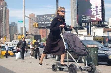 Passeggino Roller Buggy: per genitori fuori di testa