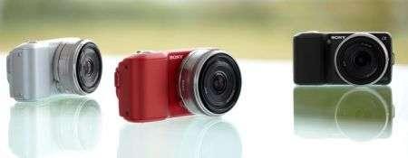 Sony e le nuove fotocamere con lenti intercambiabili