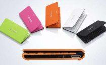 Sony VAIO P: il netbook con accelerometro per leggere meglio