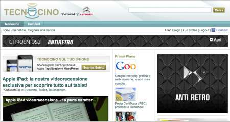 Come seguire Tecnocino via RSS, Email, Facebook, Twitter e Google Buzz