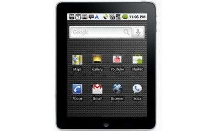 Google e Verizon preparano un bel tablet anti iPad?