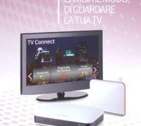 Vodafone TV Connect: prezzo e offerta del decoder digitale terrestre HD wifi!