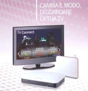 Vodafone TV Connect: prezzo e offerta del decoder digitale terrestre HD wifi!