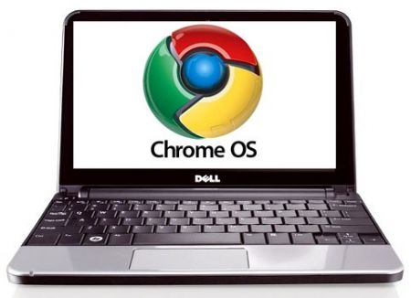 Dell + Google = Chrome OS sui netbook