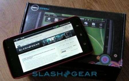 Dell Streak, un bel video di unboxing