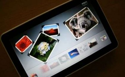EviGroup Paddle, il netbook diventato tablet