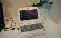 HP Mini Classmate PC compare al Computex 2010