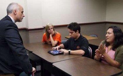 iPad sbarca all'Università dell'Oklahoma!