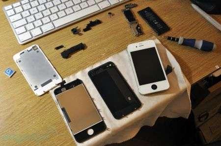 iPhone 4 bianco in ritardo? Eccolo da subito, col fai da te!