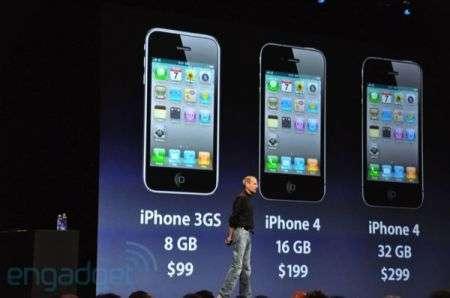 iPhone 4 prezzo e uscita in Italia