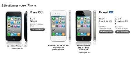 iPhone 4: il prezzo europeo e l'arrivo con H3G