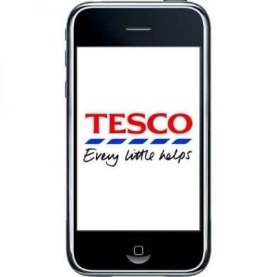 iPhone 4 quasi regalato con Tesco Mobile in UK