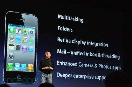 iPhone 4: il nuovo smartphone di Apple è ufficiale