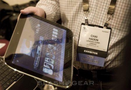 Toshiba e Lenovo al lavoro sui tablet
