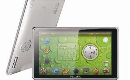 Nilox e i tablet economici: Evelin (Android) e Kybit (Windows CE)