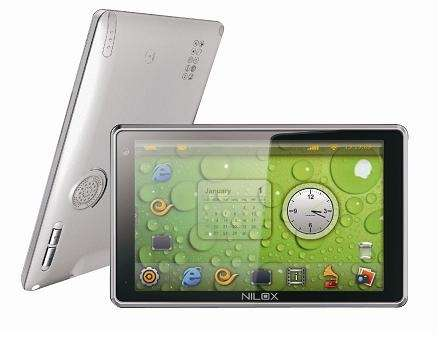Nilox e i tablet economici: Evelin (Android) e Kybit (Windows CE)