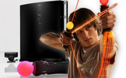 Sony e il suo PlayStation Move!