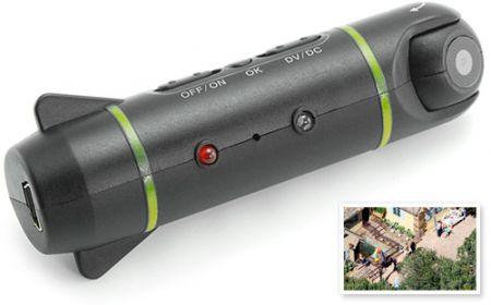 Videocamera per aerei radiocomandati