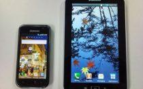 Samsung Galaxy Tape: questo il nome del tablet