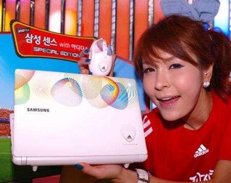 Samsung N150 Adidas: il netbook più sportivo!